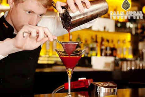 Palm Sugar - Cocktail Masterclass with Cocktails - Save 50%