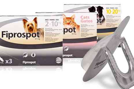 Medicines2You - Fiprospot Flea and Tick Treatment With Free Delivery - Save 29%