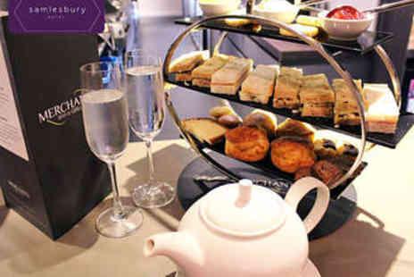 Samlesbury Hotel - Afternoon Tea for Two - Save 39%