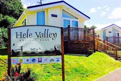 Hele Valley Holiday Park - Two to Four or Seven Nights stay For Two  - Save 0%