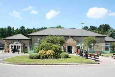 Beeches Lodge - One to Three Nights stay For Two With Breakfast  - Save 32%
