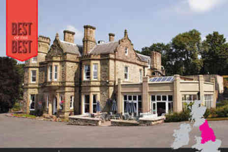 Hollin Hall Hotel - Cheshire Country House stay Plus Dinner - Save 0%