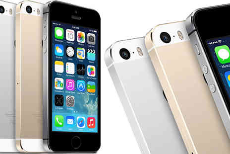 Ultimo electronics - iPhone 5S 16GB in a Choice of Three Colours - Save 51%