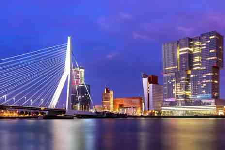 Quartier du Port - One or Two Nights stay in Rotterdam including a Five course dinner - Save 37%