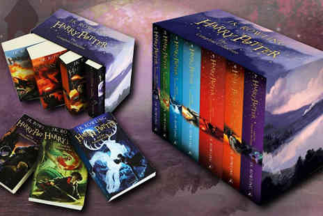 Snazal - Harry Potter Book Box Collection - Save 0%