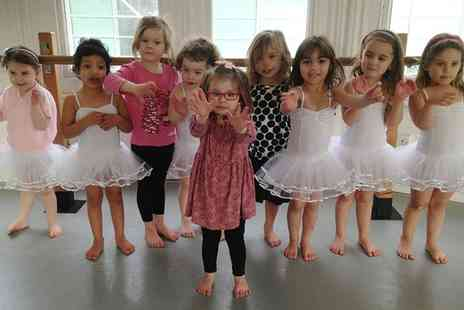 Jittabugs - Three Ballet Classes for Children  - Save 0%
