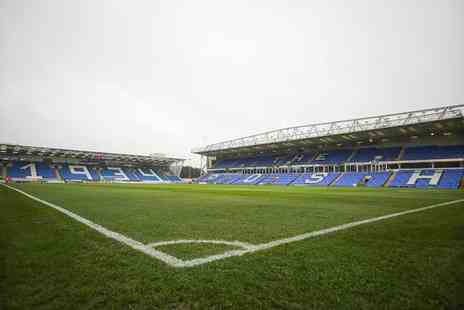 Peterborough United FC - Peterborough United Home Games Hospitality Tickets - Save 28%