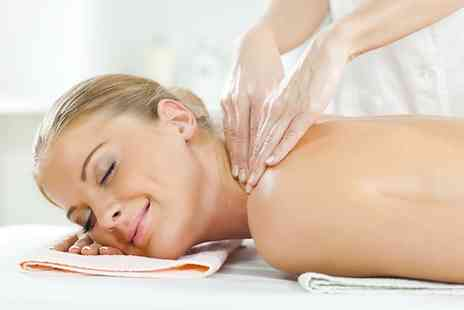 The Tanning & Beauty Salon - Back, Neck and Shoulder Massage with 30 Minute Facial and Refreshment  - Save 0%