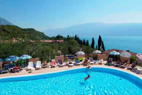 Villaggio Piccolo Paradiso - Seven Nights stay  at a four star hotel on full board basis just a few hundred metres from Lake Garda - Save 0%