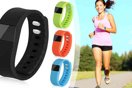The Pretty Essential Company - Smart Bluetooth Sports Activity Bracelet - Save 78%