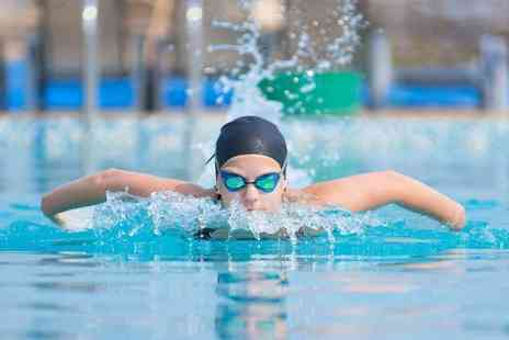 MoveGB - Ten  MoveGB swim and gym passes   - Save 92%
