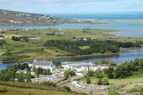 Ostan Loch Altan - Co. Donegal Getaway Plus Dinner - Save 0%