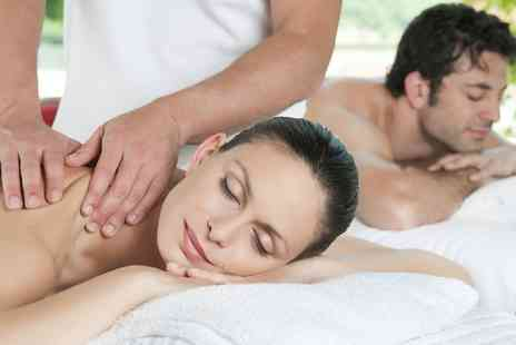 GP Beauty - 60 Minute Couples Massage  - Save 67%