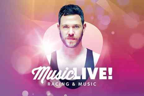 VMS Live - Race Day and Will Young Live Ticket on 21 May  - Save 0%