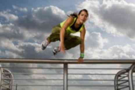 Parkour Generations - 90 minute parkour discovery class - Save 50%