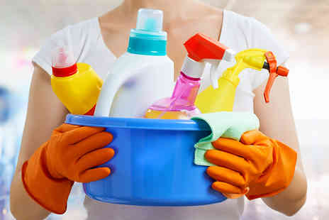 S Clean - Four hour house cleaning - Save 60%