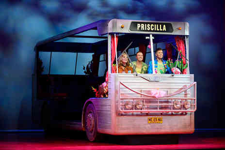 ATG Tickets - See Priscilla Queen of the Desert ticket - Save 32%