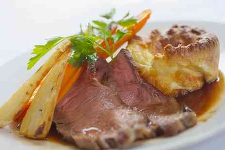 Walled Garden Moreton - Sunday Roast Lunch For Two  - Save 35%