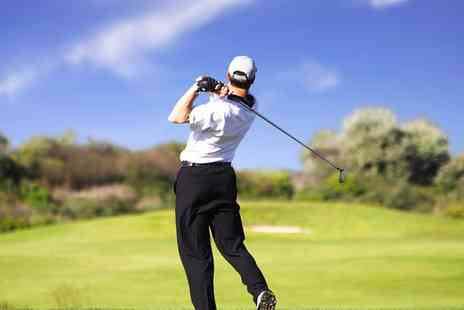 Girton Golf Club - Video Golf Swing Analysis with Optional Club Fitting  - Save 0%