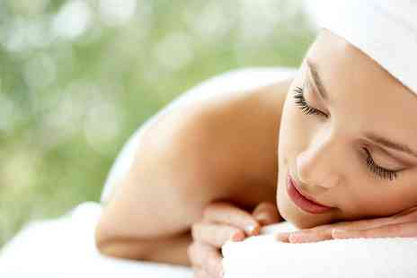 Bee Beautiful - Shrinking Body Wrap with an Optional Facial, Microdermabrasion or Peel - Save 0%