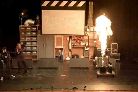 RIP Productions - Hollywood Special Effects Show ticket on 17 February - Save 51%