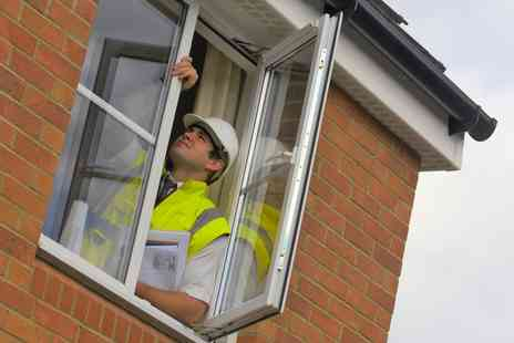smart solutions - Double-Glazing Health Check with Maintenance and Optional Frame Clean  - Save 67%