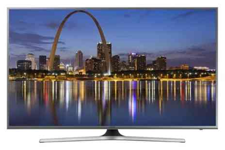 "Ruro - Samsung UE50JU6800 Smart Ultra HD 4k 50"" LED TV With Free Delivery - Save 12%"