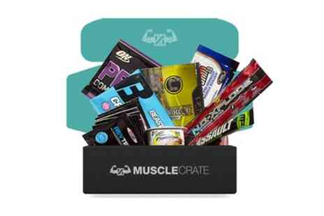 Muscle Crate - One Month Muscle Crate Box Subscription with Delivery - Save 33%