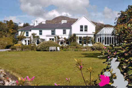 Cashel House Hotel - Overnight Stay for Two with breakfast - Save 0%