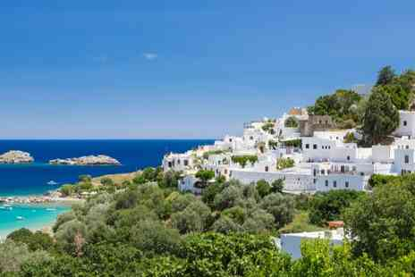 Sunrise Hotel - Seven Nights all inclusive stay in Greece with flights  and direct beach access - Save 0%