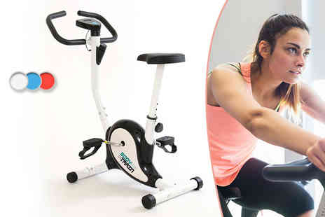 Games & Fitness - Bodytrain Blitz exercise bike - Save 51%