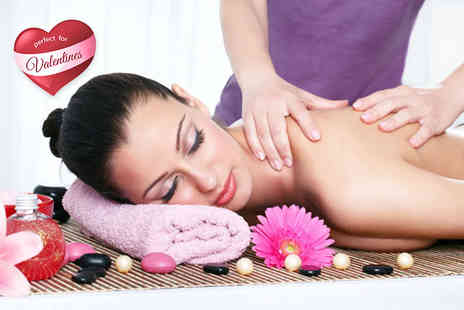 J2A - Valentines half day spa experience with five treatments, Prosecco and chocolates - Save 77%