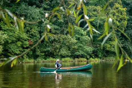 Want To Canoe - Half Day Canoe Hire For Up to Eight  - Save 0%