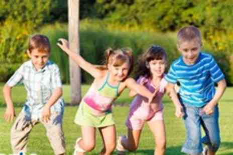 Sports Xtra - Kids Easter holiday activity day - Save 73%