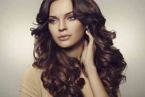 Trendz Hair and Beauty - Wash, Cut, Blow Dry and Conditioning Treatment with Optional Half Head Highlights   - Save 0%