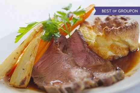 Corner House Hotel - Two Course Sunday Lunch for Two   - Save 47%