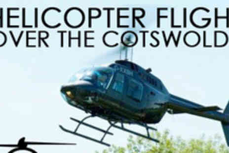 HH Helicopters - Take to the skies this Easter with 67% off this helicopter flying experience - Save 68%