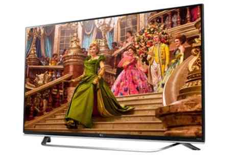 Ruro - LG 60UF850V Smart 3D Ultra HD 4K 60 Inch LED TV  With Free Delivery - Save 23%