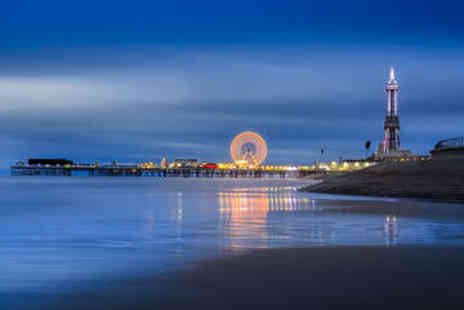 The Fossil Tree Hotel - Blackpool B&B Break for 2 - Save 0%