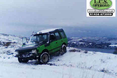 LCS Offroad - Off Road Driving Experience - Save 42%
