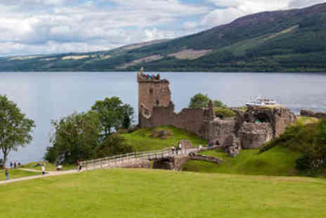 The Loch Ness Clansman Hotel - One or Two Night Stay For Two With Breakfast Daily  - Save 50%