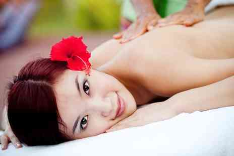 SENSES OF SIAM - Choice of Full Body Massage for One  - Save 47%