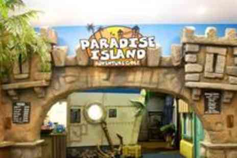 Paradise Island Adventure Golf - 18 holes of adventure golf for four - Save 52%