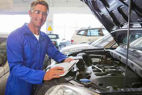 Fair Deal Autos - MOT Test and Mini Valet with an Optional 55 Point Service - Save 53%
