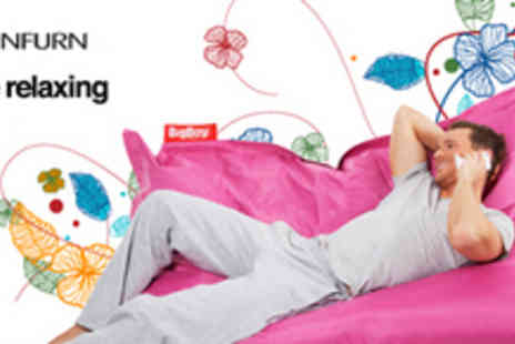 Infurn - BigBoy Beanbag XXL with 1yr Warranty - Save 55%