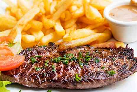 Fingle Glen Golf Hotel - Two Course Steak Dinner for Two - Save 50%