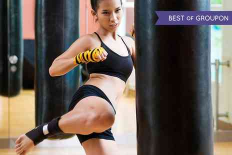 Move GB - 10 Martial Arts Classes  - Save 82%