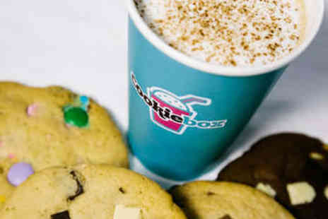 The Cookie Box - Hot Drink with a Cookie - Save 43%