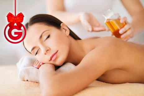 Chez Gerrard Hair & Beauty - Full Body Aromatherapy Massage  - Save 59%