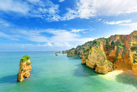 The Uk Flights  - Three or Four Night Algarve Beach Break - Save 0%